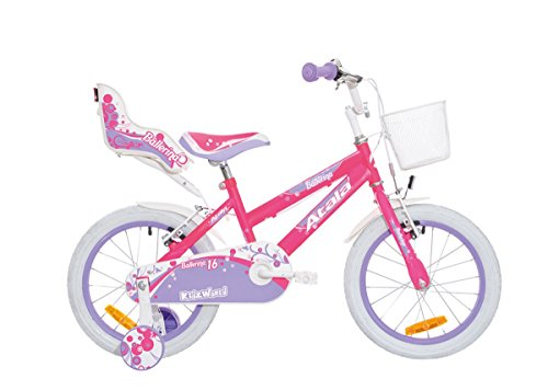 Atala Mountain Bike 16' Ballerina Fuchsia Neon