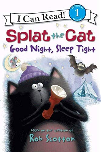 Splat the Cat: Good Night, Sleep Tight (I Can Read Level 1)の詳細を見る