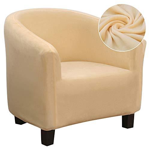SearchI Sesselüberwürfe Sesselschoner Sesselüberwurf Sesselhusse Sesselbezug Stretch Sesselhusse Elastisch Stretch Husse für Cafe Stuhl Sessel