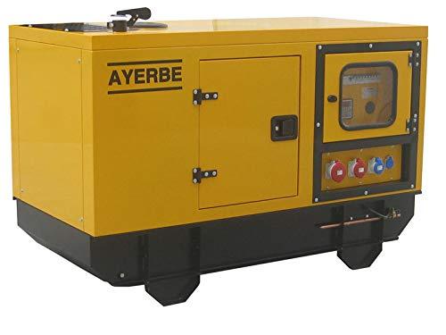Ayerbe ayerbe 1500 diesel - Generador ay-1500 25tx lombardini agua insonorizado