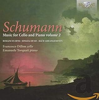 Works For Cello & Piano V.2 (F.Dillon)