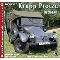 クルッププロッツェ ディティール写真集[R044]Krupp Protze In Detail