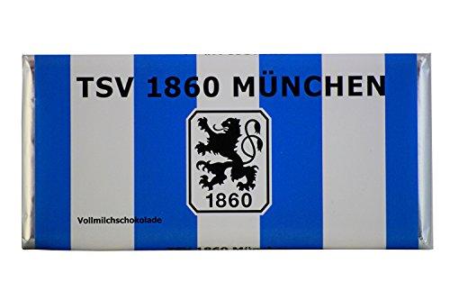 Teamschokolade TSV 1860 München Schokolade / chocolate / chocolat / chocolate