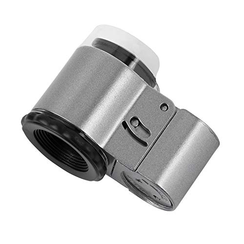 50x Mini Pocket Microscope Magnifier Handheld Adjustable Jeweler Magnifier Loupe with LED Lights Portable Magnify Glass Eye Glass Lens for Money Currency Detect Jewelry Diamonds Jade Antiques Gems