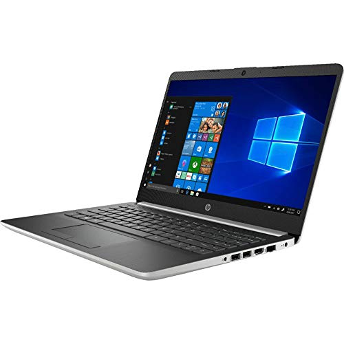 HP 14' Touchscreen Home and Business Laptop Ryzen 3-3200U, 8GB RAM, 128GB M.2 SSD, Dual-Core up to 3.50 GHz, Vega 3 Graphics, RJ-45, USB-C, 4K Output HDMI, Bluetooth, Webcam, 1366x768, Win 10
