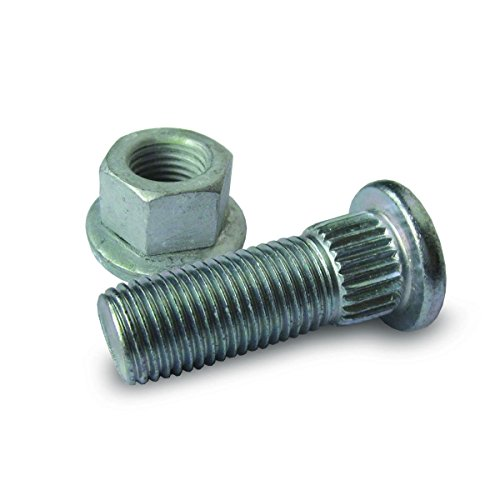 """Polaris Sportsman ATV Front and Rear 3/8"""" Wheel Stud and Nut - 7515513 7547237"""
