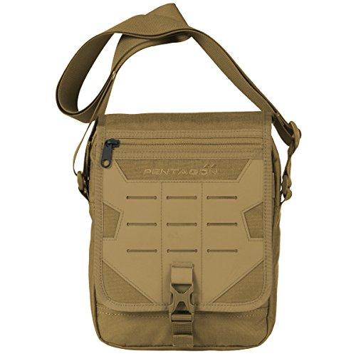 Pentagon Messenger Bag Coyote, Coyote