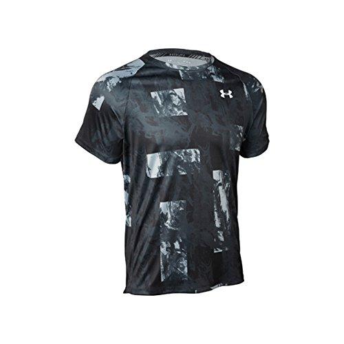 (アンダーアーマー) UNDER ARMOUR スピードストライドプリントショートスリーブ(ランニング/Tシャツ/MEN)[1...