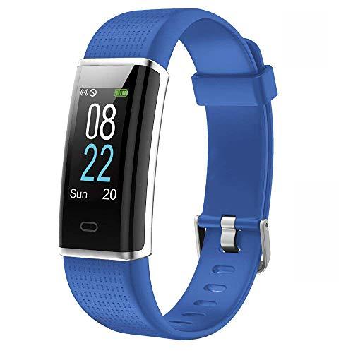 YAMAY, Fitness. Unisex, Blu, 0.96inch