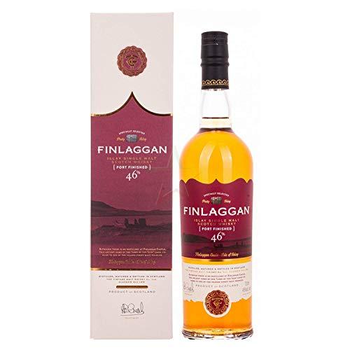 Finlaggan Port Wood Finished Single Malt Whisky 46,00% 0,70 Liter