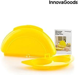Innovagoods Tortillera Para Microondas, Amarillo