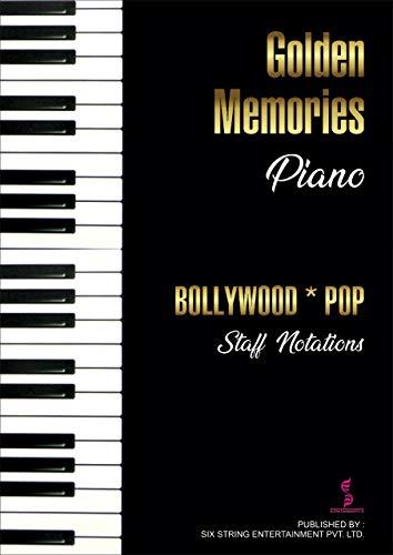 Golden memories – Piano : Bollywood / Pop