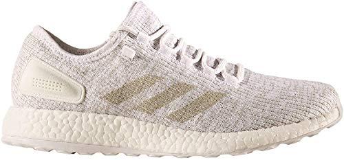 adidas Pureboost, Zapatillas de Running para Hombre, Blanco (Ftwbla/Griuno/Ftwbla), 36 EU