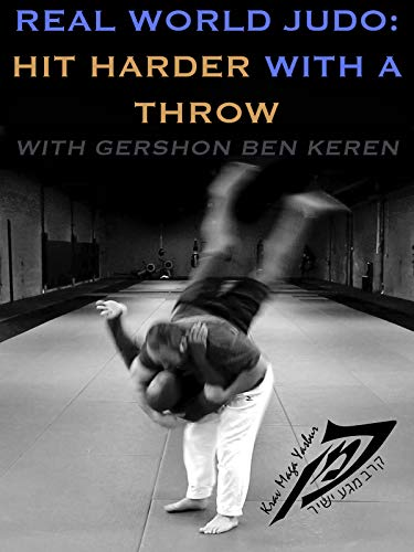 Real World Judo: Hit Harder with a Throw