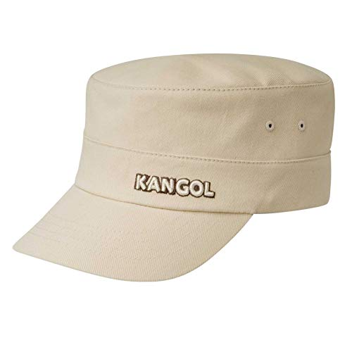 Kangol Men, Women Cotton Twill Army Cap