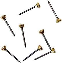 Secotec chiodo in acciaio con testa in ottone 2.0/X 30/SB 15 454530//15/BL 1 15/pezzi