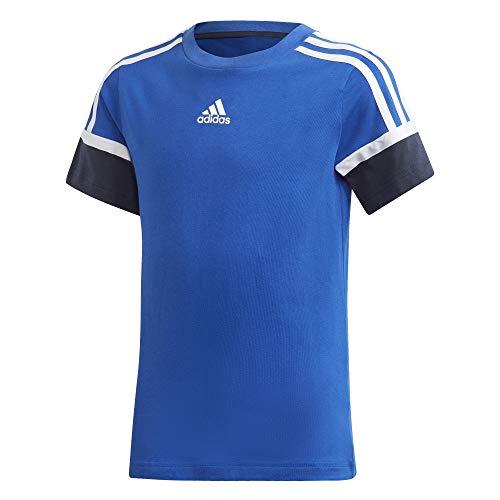 adidas Kinder Bold T-Shirt, Royblu/Legink, 110