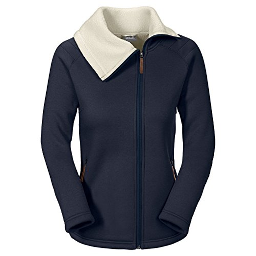 Jack Wolfskin Terra Nova Jacket Women Größe M Night Blue