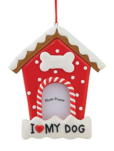 Creative Co-op Bilderrahmen Love My Dog