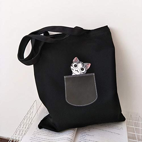 Canvas Tote Bag for Women Cloth ...
