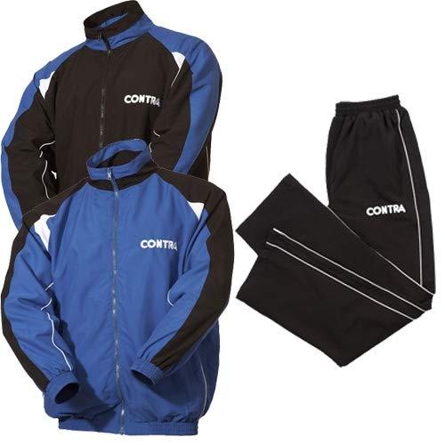 CONTRA Anzug Club Optionen S, schwarz/royal