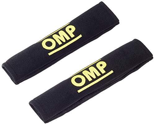 OMP OMPDB/450/N Juego De Almohadillas Negro 2\