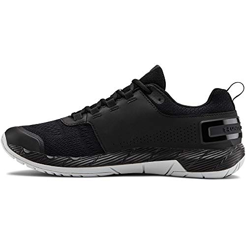 Under Armour Men's Commit TR EX Cross Trainer, Black (009)/Halo Gray, 9
