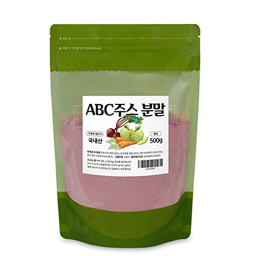 GoodDay ABC Juice Powder 500g Pack, Product of Korea