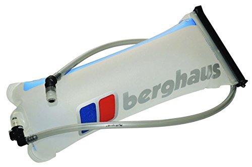 berghaus Men'MMPS-Military Trinksystem 3 Reservoir 3 l, Transparent