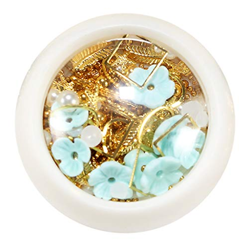 MERIGLARE 3D Nail Rhinestones Art Decorations Acrílico Diamante Accesorio De Joyería - 12