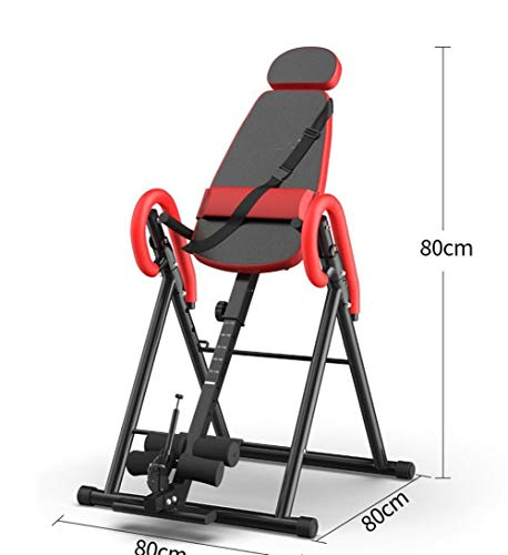 New QAZXSW Upside Down Machine Household Upside Down Machine Indoor Stretching Fitness Equipment