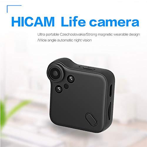 JZWX Action Camera, een digitale videocamera, HD 720P, draadloze afstandsbediening met wifi, infrarood nachtzicht
