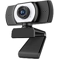 ieGeek 1080P Webcam with Microphone