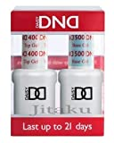 DND Gel Base and Top (0.5 OZ, top) by DND Duo