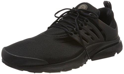 Nike Herren Air Presto Essential Gymnastikschuhe, Schwarz (Black/Black/Black), 47.5 EU