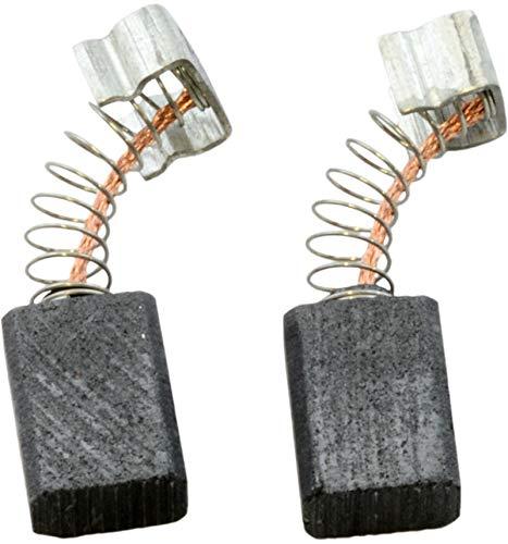 Escobillas de Carbón para MAKITA 6501 taladro - 5x8x11mm - 2.0x3.1x4.3
