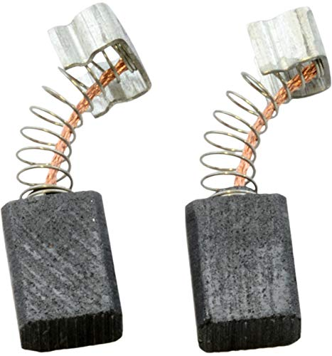 Escobillas de Carbón para MAKITA 6501 taladro - 5x8x11mm - 2.0x3.1x4.3''
