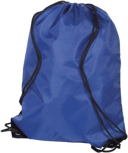 CENTRIX PREMIUM GYMSAC DRAWSTRING GYM BAG RUCKSACK 10 COLOURS ROYAL BLUE