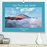 Der Pico del Teide - Michael Jaster (Premium, hochwertiger DIN A2 Wandkalender 2022, Kunstdruck in Hochglanz): Dieser Fotokalender zeigt Ihnen, die ... Pico del Teide. (Monatskalender, 14 Seiten )