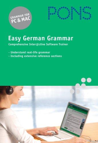 PONS - Der große Grammatiktrainer Deutsch