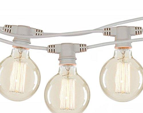 Cordoniera 10 Douille E27 G95 11,5 m Lamp VINTAGE LAMPS incl String light