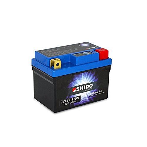 shido ltz5s Lion–S batería de litio, Litio Azul (Precio incluye euros 7,50pfand)