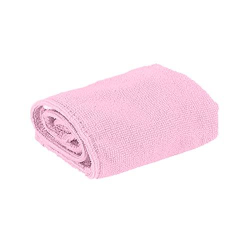 HWTOP Haarturban, 1/2 Stück Turban Handtuch mit Knopf, Microfaser Handtuch für die Haare Schnelltrocknend, Haartrockentuch Saugfähig Super Absorbent, Haar Trocknendes...