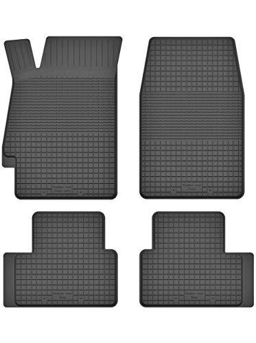 Bester der welt KO-RUBBERMAT Gummibodenmatte 1,5 cm Kantenmatte passend für Renault Captur (Bj. Seit 2013) Ideal…