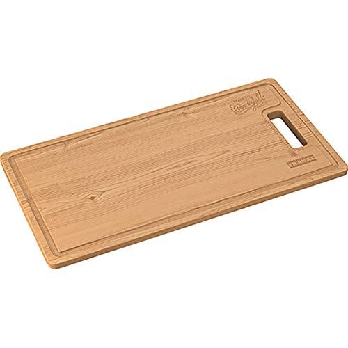 FRANKE 112.0511.888 rectangulaire Bois Bois Planche à découper de Cuisine – Planche à découper rectangulaire, Bois, Bois, monótono, 230 mm, 442 mm
