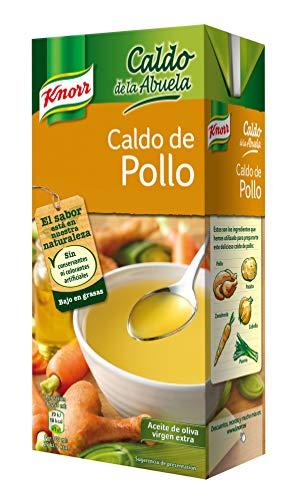Knorr Caldo Líquido de la Abuela Pollo - 1L