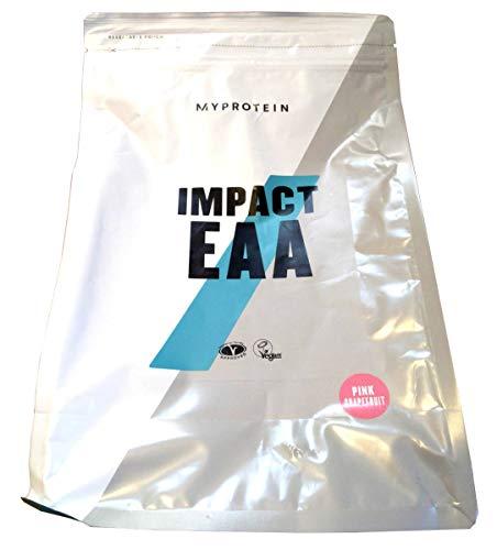 マイプロテイン Impact EAA - 1kg - Pink Grapefruit (ピンク グレープフルーツ)フレーバー