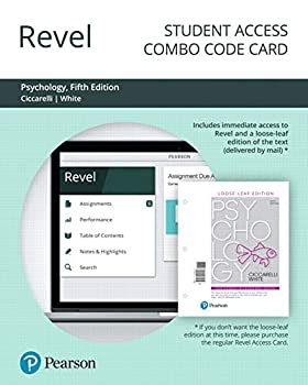 Revel for Psychology -- Combo Access Card