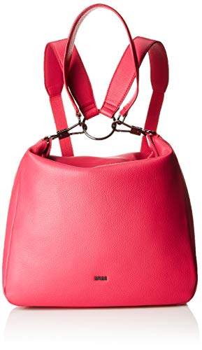 BREE Collection Damen Lia 10, Jazzy, Backpack M S19 Rucksack Pink (Jazzy)