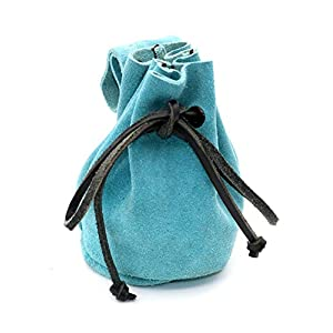Mythrojan Drawstring Belt Pouch Renaissance Costume Accessories Jewelry Pouch